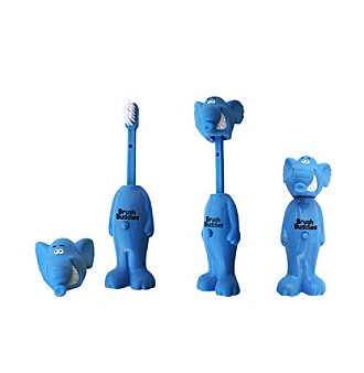 BrushBuddies® Poppin Toothbrush Haily the Elephant