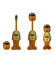 BrushBuddies® Poppin Toothbrush Rickie the Lion