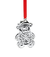 Lenox® Teddy Bear Gift Card Holder Ornament