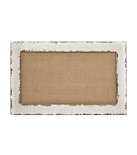 Sheffield Home® Burlap Memo Board