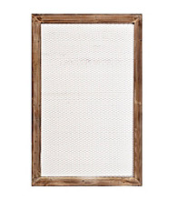 Sheffield Home® Chicken Wire Memo Board