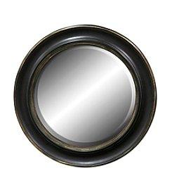 Sheffield Home® Black Round Mirror