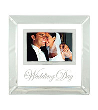 Malden Wedding Day Frame