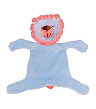Green Sprouts® Cornflower Lion Organic Velour Blankie