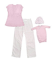 i play.® Pink 4-pc. Mommy and Me Gift Set