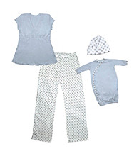 i play.® Blue 4-pc. Mommy and Me Gift Set
