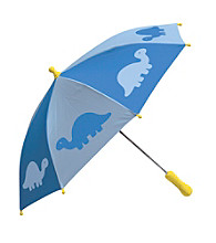 i play.® Boys' Blue Dinos Midweight Umbrella