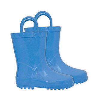 i play.® Kids' Rubber Rainboots - Blue