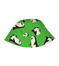 i play.® Boys' Green Penguin Sun Protection Bucket Hat
