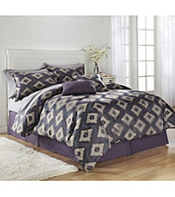 Ikat 6-pc. Comforter Set by LivingQuarters