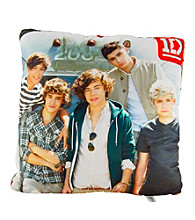 One Direction Group Photo Collectible Pillow