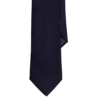 Lauren® Men's Navy Ascot Necktie