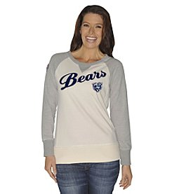 G-III Navy Chicago Bears Ladies' Quarter Coverage Tee