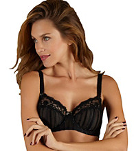 Felina® Camille Unlined Full Busted Bra - Black