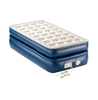 AeroBed® Premier Airbed with Comfort Control Wand and Built-In Pump