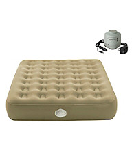 AeroBed® Extra High Adventure Airbed with Rechargable Built-In Pump