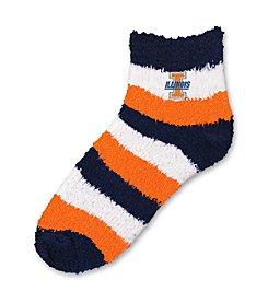 For Bare Feet NCAA® Illinois Fighting Illini Women's Sleep Soft Socks