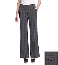 Sequin Hearts® Juniors' Plaid Trouser Pants