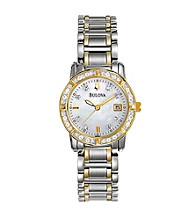 Bulova® Women's Watch
