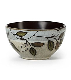Pfaltzgraff® Rustic Leaves Fruit Bowl