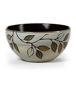 Pfaltzgraff® Rustic Leaves Bowl