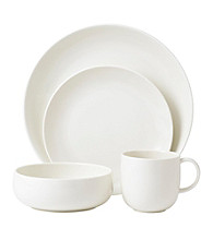 Royal Doulton® Mode White 4-pc. Place Setting