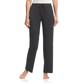 Anne Klein® Knit Pants - Black