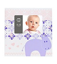 Prinz® Hippo Adorables Wood Frame