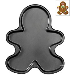 Wilton Bakeware Christmas Giant Gingerbread Boy Cookie Pan