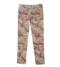 Amy Byer Girls' 7-16 Cheetah Print Skinny Pants