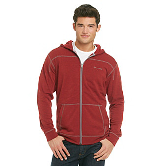 Columbia Men's Hard Edge Full Zip Hoodie