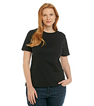 Studio Works® Plus Size Crewneck Tee
