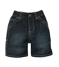 OshKosh B'Gosh® Boys' 2T-7 Dark Wash Denim Carpenter Shorts