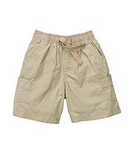 OshKosh B'Gosh® Boys' 2T-7 Khaki Volleyball Shorts