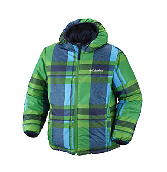 Columbia Boys' 8-20 Starstride™ Reversible Jacket