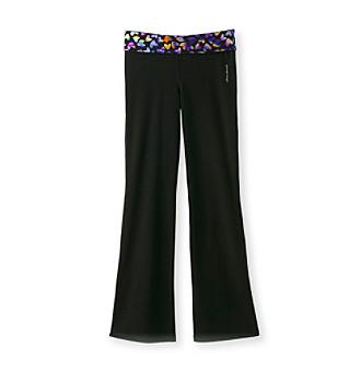 Mambo® Girls' 7-16 Multi Hearts Yoga Pants