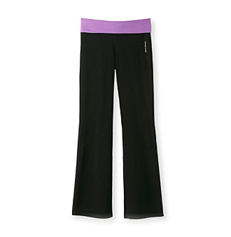 Mambo® Girls' 7-16 Solid Yoga Pants