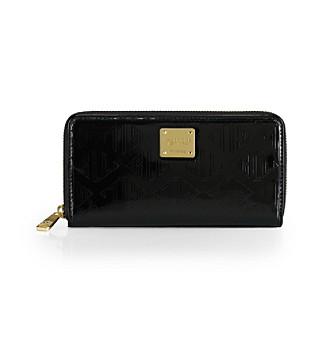 Lauren Ralph Lauren Boxed Signature Zip Around Wallet