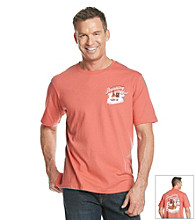 Paradise Collection® Men's Captains Rose Short Sleeve Screen Print Tee