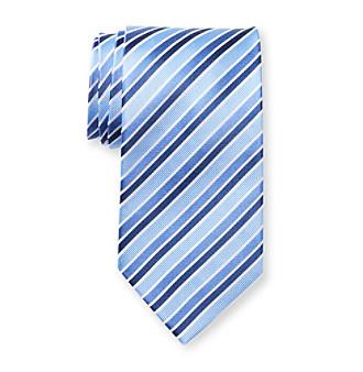 Geoffrey Beene® Men's Extra Long Island Fun Striped Tie