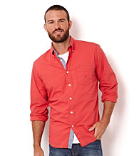 Nautica® Men's Long Sleeve Woven