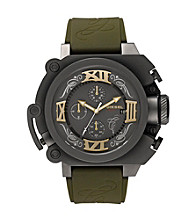 Diesel Green Limited Edition Mr. Cartoon Watch