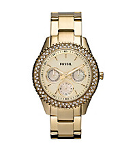 Fossil® Women's Stella Multifunction Dress Watch