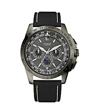 Guess Gunmetal Euro Cool Chronograph Watch