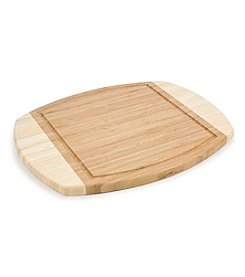 Picnic Time® Ovale - Barrel Shaped Bamboo Cutting Board