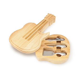 Picnic Time® The Guitar Cheeseboard