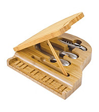 Picnic Time® The Piano Cheeseboard