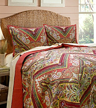 Tangiers Quilt Collection by Bay Linens