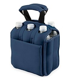 Picnic Time® Navy 6-Pack Insulated Tote