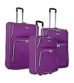 U.S. Traveler® Segovia Expandable Rolling Luggage Collection